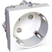 ALTIRA Csatlakozóaljzat védőföldelt gyerekvédelemmel 16 A IP20 Fehér ALB45282 - Schneider Electric
