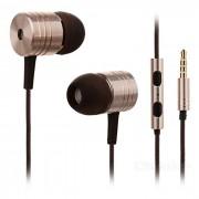 3.5mm auricular con microfono para xiaomi M2S / 3 / 2A / 1S
