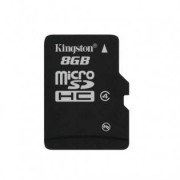 Kingston MicroSDHC 8G minneskort class 4