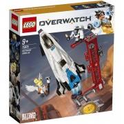 LEGO Overwatch: Watchpoint: Gibraltar (75975)