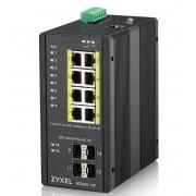 Zyxel RGS200-12P Switch 12 Porte Managed 8 Porte