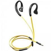 Слушалки с микрофон Jabra Sport Corded, In-Ear, Черен, JABRA-55400000