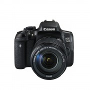 Canon EOS 750D + EF-s 18-135mm IS STM + DSLR ENTRY Accessory Kit (SD8GB/BAG/LC) [AC0592C009AA_AC0033X090] + подарък (на изплащане)