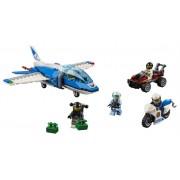 LEGO Arest cu parașutiști al poliției aeriene