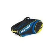 Raqueteira Babolat Club de Padel ou Beach Tennis Azul e Amarela