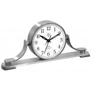 Zegar kominkowy JVD TS60.2 Budzik Metalowy
