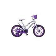 Bicicleta Infantil Feminina Colli Aro 16 Moranguinho - 103
