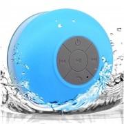 Bocina Bluetooth Contra Agua Portatil Inalambrica Sumergible Y Manos Libres Llamadas Bocinas Bluethoot-Azul