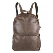 Cowboysbag Schooltas Backpack Mason 15 Inch Grijs
