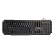 Klávesnica Zalman ZM-K200M, 10 hot keys, multimediálna, ENG
