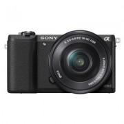 Sony Aparat Alpha ILCE-5100L + Obiektyw 16-50 mm Czarny