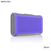 Bocina BRAVEN Balance Bluetooth Universales Violeta