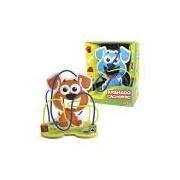 Aramado Cachorro 1 Peça em Madeira e Arames Revestidos Embalagem Caixa Cartonada a Parti Ciabrink