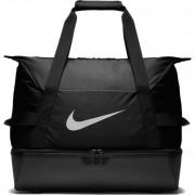 Nike Sporttasche ACADEMY TEAM - mit Bodenfach - black/white | L