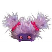 """Vamplets - Purple Baby Bitemare - Protects Against Bad Dreams 3.5"""" Tall Designer Toy Plush Doll - Perfect Companion for your Vamplet Baby Lives in the Nightmare Nursery - Exclusive Member of the Undead Pet Society of Gloomvania"""
