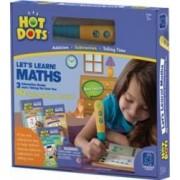Jucarie educativa Educational Insights Hot Dots - Maths