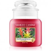 Yankee Candle Tropical Jungle vela perfumada Classic mediana 411 g