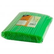 Geen Shake rietjes groen 135 stuks 25cm