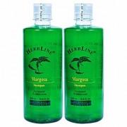 Herbline Margosa Shampoo 500ml-Pack Of-2