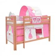Dečiji krevet na sprat Mark Natur Princess