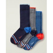 Boden-Streifen, Set Lieblingssocken Herren Boden, Eine Größe, Signature Stripe Pack