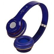 A Five S460 Bluetooth Headphones Blue