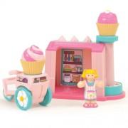 WOW Cupcake Chloe - Town (5 Piece Set)