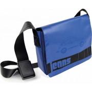 VW Beetle 'Jeans' tablet tas - blauw