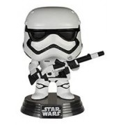 Figurina Funko Pop! Episode Vii The Force Awakens First Order Stormtrooper With Blaster Vinyl