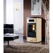 POELE A PELLETS 12kw Hydro STAR14 Klover cuir