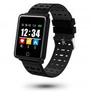 Unotec Watch Langer Smartwatch Bluetooth Preto