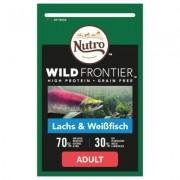 Nutro Wild Frontier Kattenvoer Adult Zalm en Witte Vis - 1,5 kg