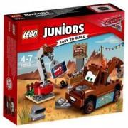Конструктор ЛЕГО ДЖУНИЪРС - Складът за отпадъци на Матю, LEGO Juniors, 10733