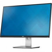 Monitor DELL LED UltraSharp U2715H 27, 2560 x 1440, anti glare, LED backlight, 10001, 20000001DCR, 350 cd/m2, 178/178, 8ms, USB 3.0 Hub, DisplayPort, HDMI, MiniDisplayPort, Audio Line out, 3y