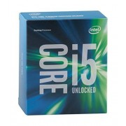Intel Core i5 – 6600 K processor (3,5 GHz, 6 m cache, LGA1151)