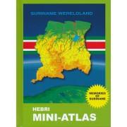 Atlas Mini-atlas Suriname Wereldland | Hebri