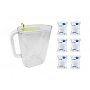Brita Style LIMONKA Dzbanek do wody 2,4L filtr 6szt Brita MAXTRA PLUS Uniwersal