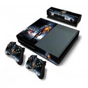 Xbox One Skins Estampas Para Consola Xbox One - Battlefield