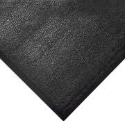 Černá gumová protiúnavová průmyslová rohož - 18,3 m x 90 cm x 1,25 cm (80000649) FLOMAT