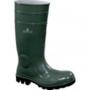 Stivali di sicurezza Delta Plus Gignac 2 - 402375 Stivali da lavoro della misura 41 di colore verde per la norma di riferimento en iso 20345 s5 src in confezione da 1 Pz.