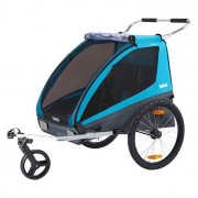 Thule Remolques y carritos Thule Chariot Coaster Xt Blue