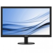 "Монитор 27"" (68.58 cm) Philips 273V5LHAB, TN панел, Full HD, 1 ms, 10 000 000:1, 300cd/m2, HDMI, DVI"