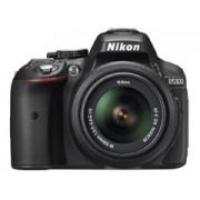 Nikon D5300 fekete + 18-55mm tükörreflexes digitális fényképezőgép