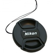 Cam Cart Lens Cap 67 mm Lens Cap for Nikon