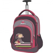 Target školska torba sa točkićima Trolley Nici Lucy 165473