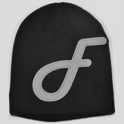 Flat Fitty | F-Corp Black