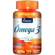 Ômega 3 60 Softcaps (1250 mg) - Tiaraju