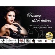 AdultBodyArt Tatuaże Zmywalne Rockowe 100% DYSKRECJI BEZPIECZNE ZAKUPY