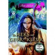 Heksen van Fantasia-De heks van geur en kleur(6) - Thea Stilton
