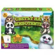 Детска Образователна игра - Светът на животните, 331119